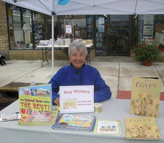 Quakertown Alive Book Signing