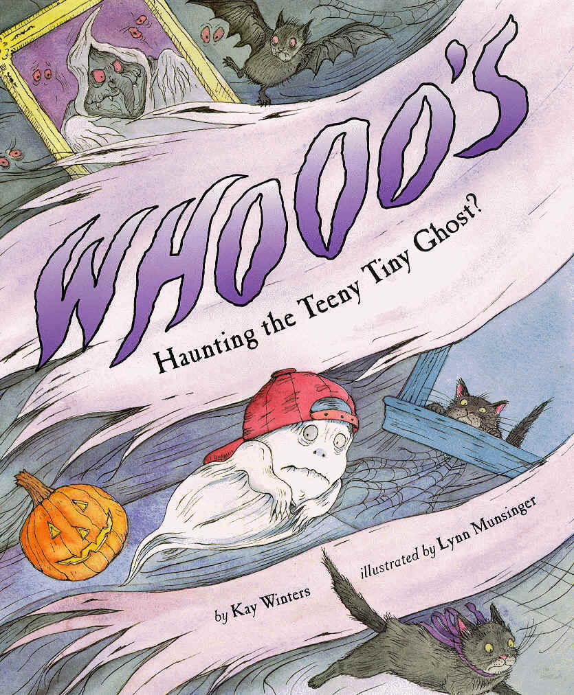 Whooo's Haunting Cover